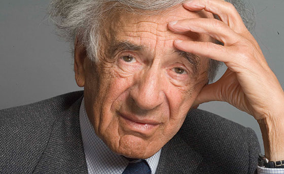 Elisha Wiesel Honors His Father