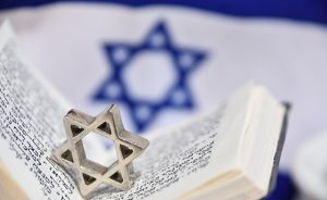 Judaism and faith concept